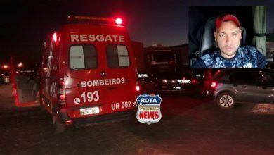 Foto de Em Vilhena, motorista atira em outro após discussão motivada por homicídio de caminhoneiro em Cabixi