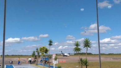Photo of Em Vilhena, avião é obrigado a arremeter e fazer novo sobrevôo na cidade ao tentar pousar no aeroporto