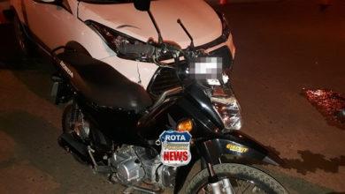 Photo of Motociclista sofre fratura após motorista avançar preferencial e provocar acidente