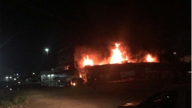 Photo of Incêndios neste sábado na capital: Loja da Rondobras é destruída;  carros da Saga pegam fogo