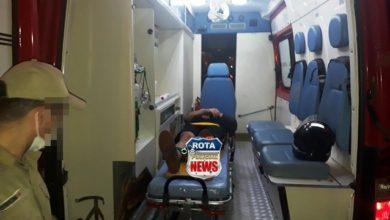 Photo of Motorista com sintomas de embriaguez avança preferencial e colide contra motocicleta