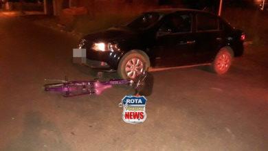 Photo of Ciclista sofre ferimentos ao ser atingida por veículo na avenida Tancredo Neves em Vilhena