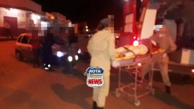 Photo of Motociclista sofre fratura no pé após colisão entre carro e moto no setor 08