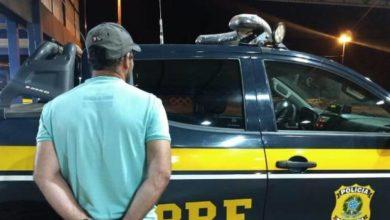 Photo of Em Vilhena, Polícia Rodoviária Federal prende acusado de estuprar vulnerável em outra cidade de RO