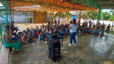 Photo of Palestras de Educação Ambiental instruem alunos das escolas municipais de Vilhena