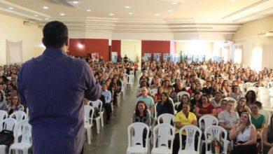Photo of Mais de mil profissionais da educação participam do Fórum Municipal de Educação 2019