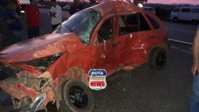 Photo of Duas vítimas fatais do acidente na BR-364 após acidente entre carro e carreta