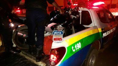 Photo of Jovem é preso pilotando motocicleta com placa adulterada em Vilhena