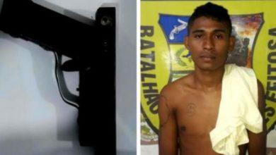 Photo of Apenado é preso armado em arraial em Rondônia