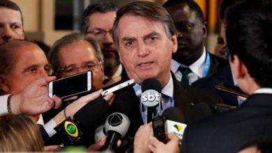 Foto de Bolsonaro diz que liberação do FGTS deve ser anunciada nos próximos dias