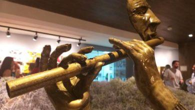 Photo of Artista da Fundação inaugura exposição de esculturas de metal em centro cultural de Vilhena