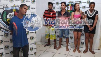 Photo of Polícia prende cinco suspeitos de formarem quadrilha especializada em roubos de veículos