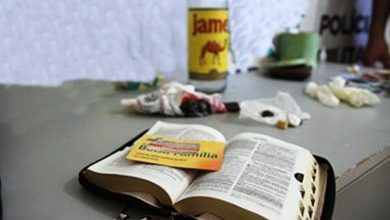 """Photo of """"Furto Divino"""": ladrões furtam Bíblias Sagradas de livraria evangélica em Vilhena"""