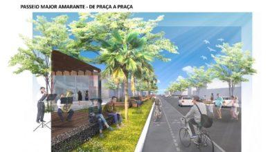 Photo of Calçadão em Vilhena: veja detalhes do projeto de requalificação da avenida Major Amarante