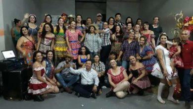 Foto de Grande festa junina no Centro do Idoso da Prefeitura atrai centenas de beneficiários de programas sociais