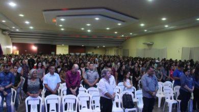 Photo of Palestras encerram o último dia do Fórum Municipal de Educação 2019 com participação massiva de educadores