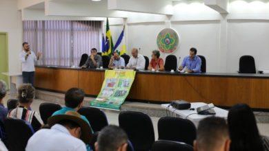 Photo of Deputado Ismael Crispin participa de evento com agroindústrias e garante emenda para Vilhena