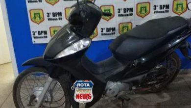 Photo of Polícia Militar prende mais três envolvidos em quadrilha que roubava motos em Vilhena e recuperam Biz