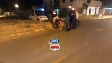 Photo of Acidente entre bicicleta elétrica e motoneta deixa uma pessoa ferida