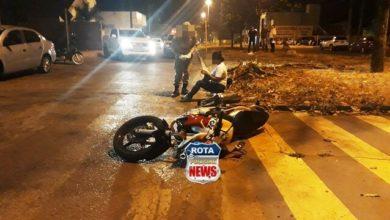 Photo of Mulher é atropelada por motociclista ao atravessar avenida no Jardim América