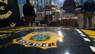 Photo of Fronteira: veículo com produtos contrabandeados é preso pela PRF em Nova Mamoré/RO