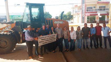 Photo of Luizinho Goebel inaugura obras importantes no aniversário de Cerejeiras