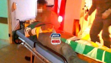 Photo of Motociclista sofre politraumatismo após colisão contra carreta na BR-364 em Vilhena