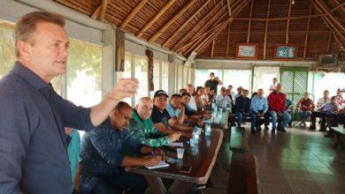 Photo of Luizinho Goebel participa de encontro para implantação da pesca Cota Zero no rio Guaporé