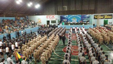 Photo of Vilhena sediou o 3º Encontro Estadual de Militares Mirins de Rondônia