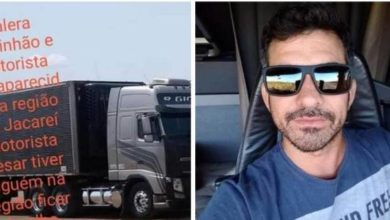 Photo of Motorista vilhenense desaparece em rodovia de São Paulo após possível roubo