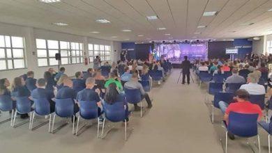 Foto de Luizinho Goebel participa da inauguração da nova unidade do SEST SENAT em Vilhena