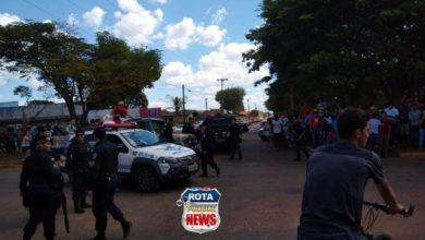 Photo of Empresário que agrediu policial militar na 1º Rondônia Rural Sul em Vilhena, emite pedido de desculpas à Polícia Militar
