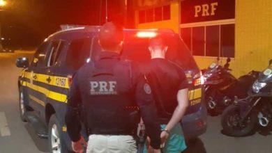 Photo of Em Vilhena, PRF prende acusado de matar desafeto em cidade do estado de Goiás