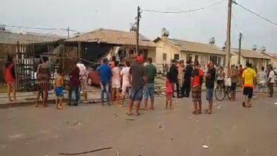Photo of Idoso morre e outras duas pessoas, entre elas uma criança de 08 anos, ficam feridas após residência explodir