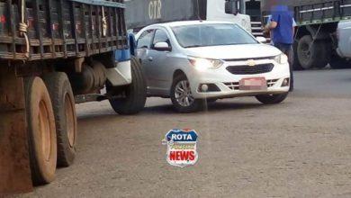 Photo of Três acidentes de trânsito são registrados nesta manhã de sexta-feira