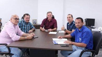 Photo of Luizinho Goebel recebe a visita de autoridades do Cone Sul para debaterem melhorias