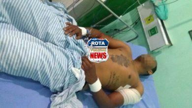 Photo of Suspeito invade residência e tenta matar homem com golpes de faca em Vilhena