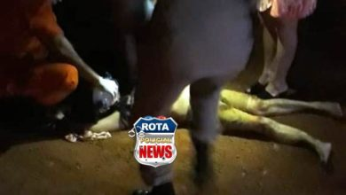 Photo of Idosa atropelada por carro morre minutos após dar entrada no Hospital Regional de Vilhena