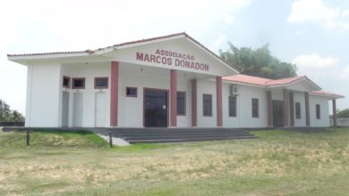 Foto de Ladrões invadem associação Marcos Donadon e furtam pacotes de café e açúcar, além de dinheiro em Vilhena