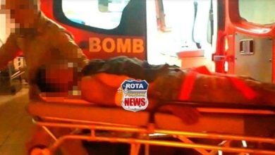 Photo of Homem leva 08 facadas em atentado no Centro de Vilhena e está em estado grave
