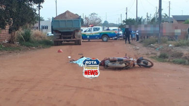 Photo of Ocorrência revela: Motociclista morto em acidente era inabilitado e caminhoneiro estava com a CNH vencida