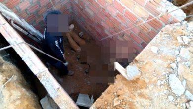 Photo of Pedreiro mata irmão a marretadas e enterra corpo em fossa