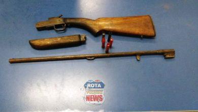 Photo of Jovem é preso por porte ilegal de armas após efetuar disparos na área rural de Vilhena