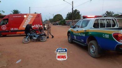 Photo of Garota de 16 anos provoca acidente entre motos e motociclista chega a ficar desacordado