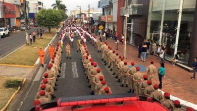 Photo of Desfile Cívico-Militar de 7 de Setembro em Vilhena reúne mais de 10 mil pessoas