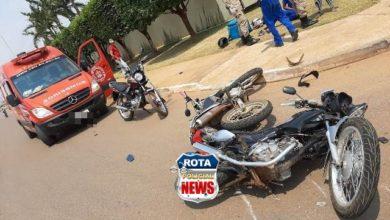 Photo of Dois acidentes são registrados em menos de 01 hora em Vilhena