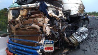 Photo of Internautas enviam vídeo e fotos de acidente fatal entre as cidades de Sapezal e Campos de Júlio