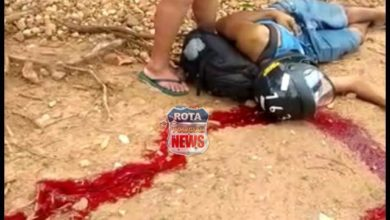 Foto de Homem é morto com tiro de espingarda após discussão no trânsito