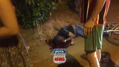 Photo of Urgente: ciclista é morto a tiros no setor 19 em Vilhena