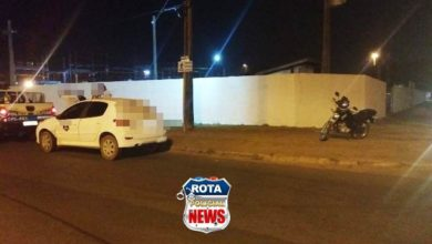 Photo of Motorista de aplicativo avança preferencial e atinge motociclista no Centro de Vilhena
